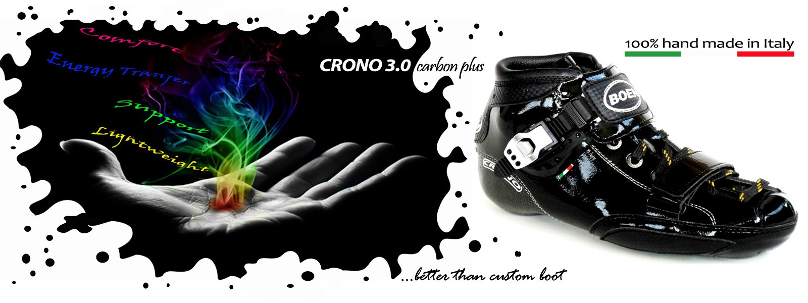 BOEN CRONO 3.0 Carbon Plus